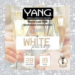DESFILE YANG WHITE PARTY