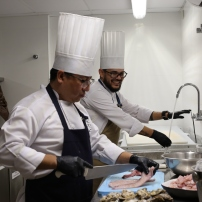 Chefs no Mercure - 1